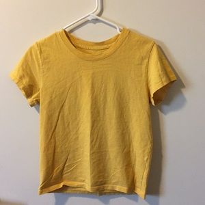 Sunflower Yellow Urban Outfitters Tee
